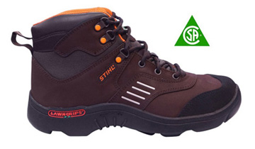 STIHL LawnGrips® Pro 6 Boots Image