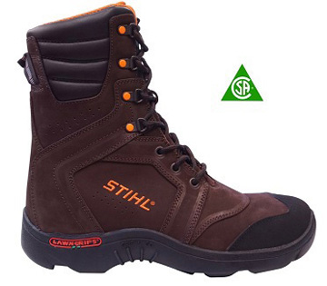 STIHL LawnGrips® Pro 8 Boots Image
