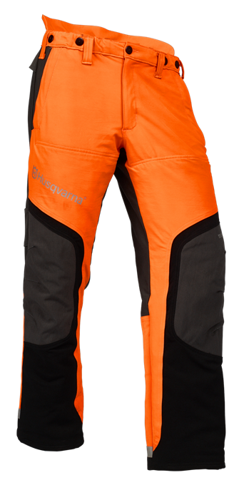 Husqvarna Technical Hi-Viz Chainsaw Pant Image