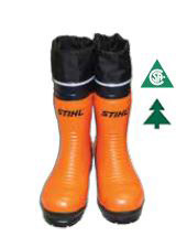 STIHL Lightweight Safety Boots Image