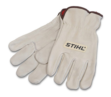 STIHL Leather Work Gloves Image